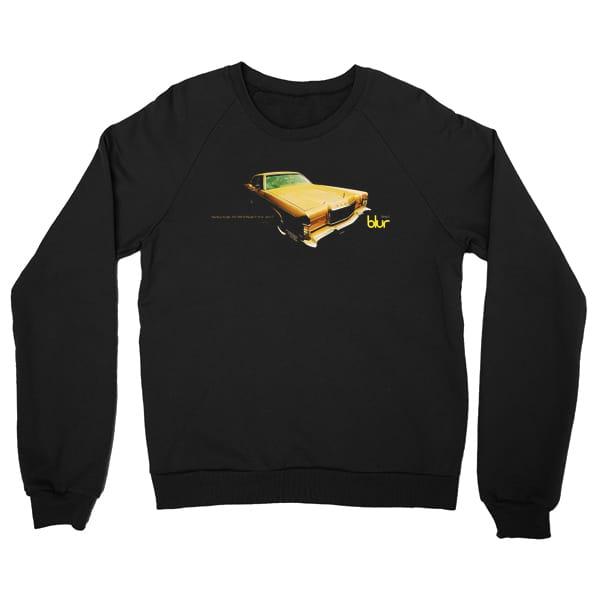 Blur Band sweatshirt