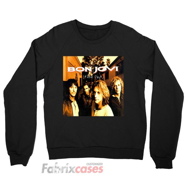 Bon Jovi sweatshirt