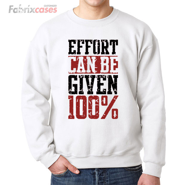 Can Be Given Quote sweatshirt