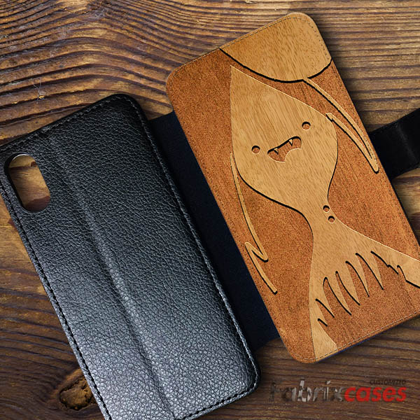 Adventure Time Wallet iPhone Case