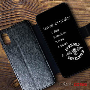 Quotes Avenged Sevenfold Cases Wallet Samsung iPhone Case