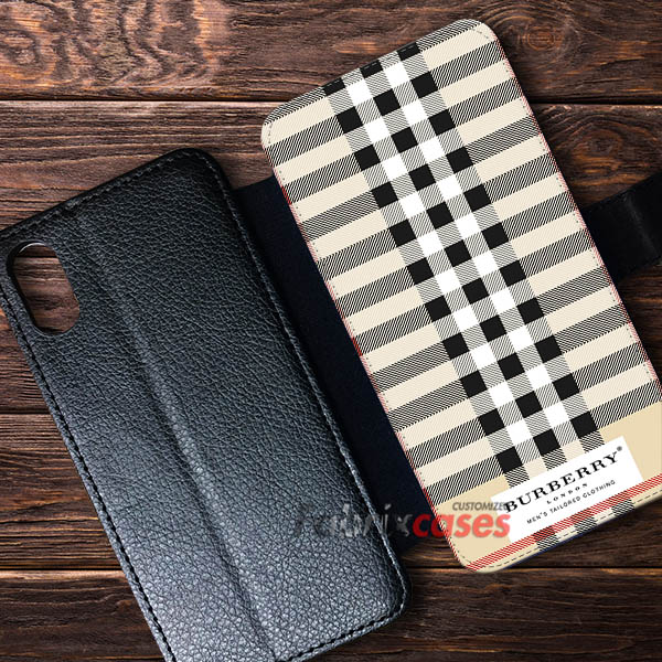 promo code 44203 36904 Burberry Cases Wallet Samsung iPhone Case