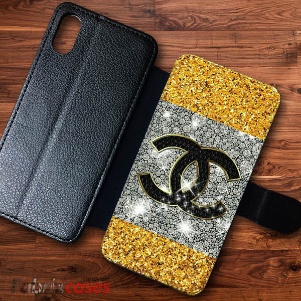 designer fashion 7824d 6c5cc Chanel Cases Wallet Samsung iPhone Case