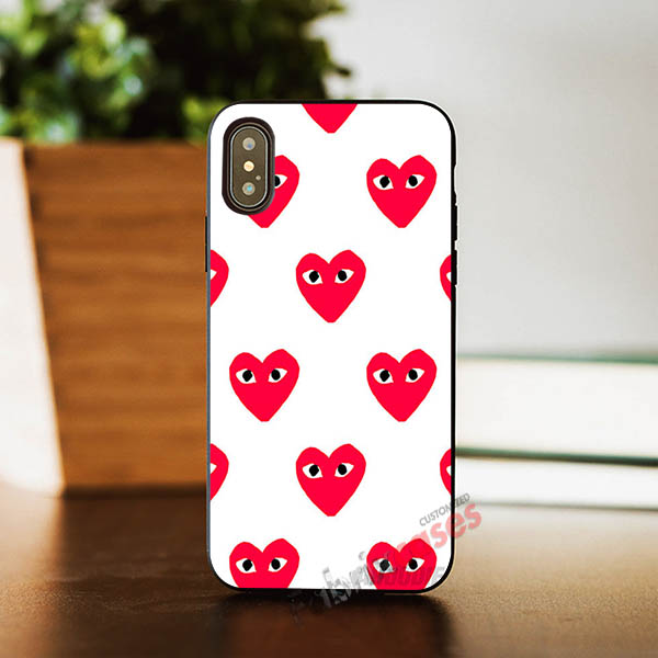 new style d4000 3a1d4 Comme Des Garcons iPhone Cases Samsung Phone Case