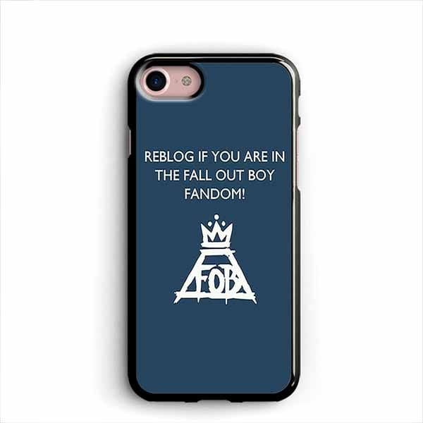 low priced 2b676 e651d Fall Out Boy Quotes iPhone Cases Samsung Phone Case