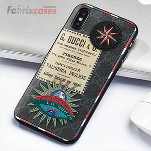 sale retailer fee3a 5088c GUCCI Night Courrier iPhone Cases Samsung Phone Case