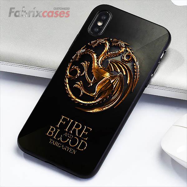 Game of Thrones Targaryen 2 iphone case