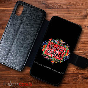 448d4109538 Gucci Gang Cases Wallet Custom iPhone Cases Leather Samsung