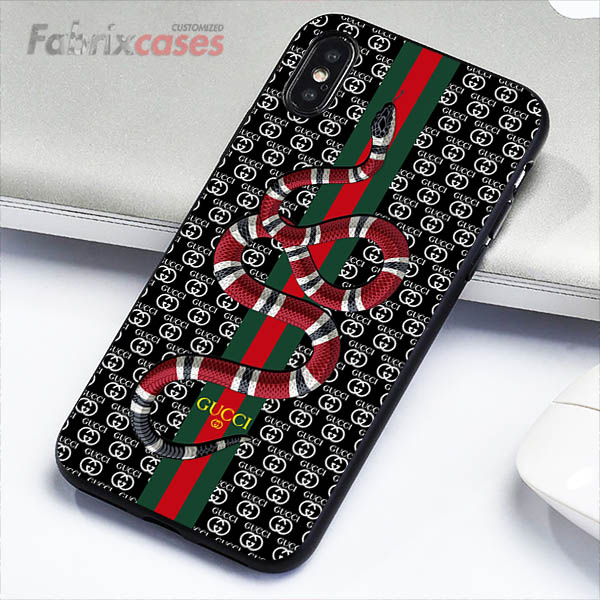 meet e75a0 1e17e Gucci Snake iPhone Cases Samsung Phone Case